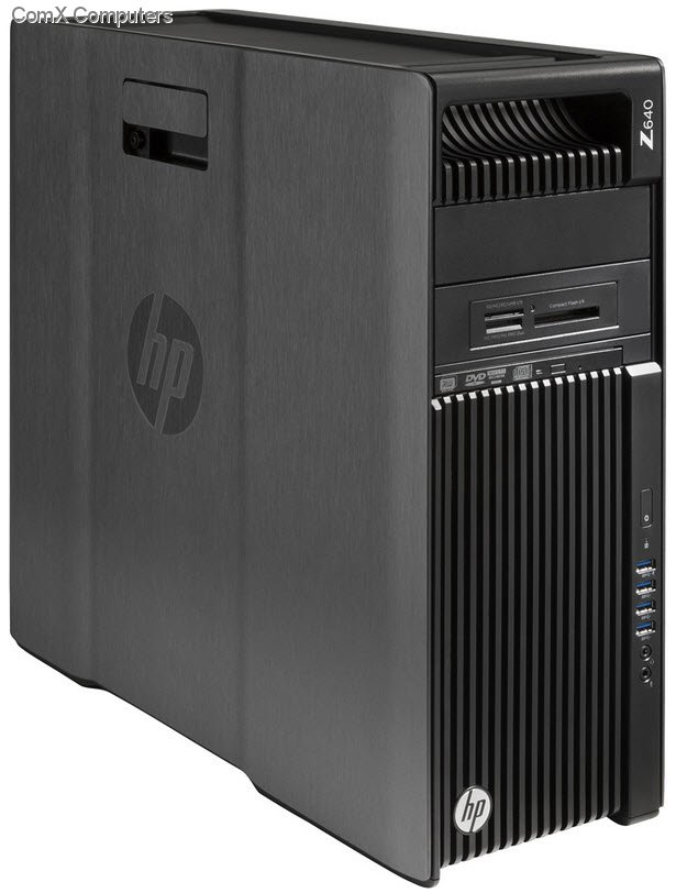 Specification sheet: WSHPG1X61EA HP Z640 Xeon E5-2630 v3 2 ...