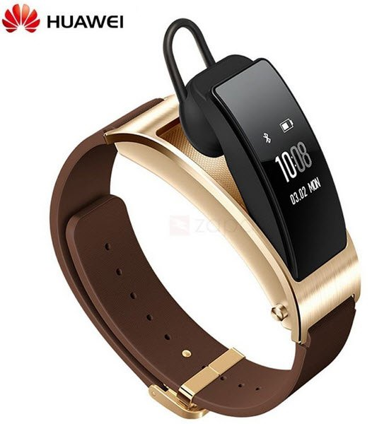Specification sheet: Huawei Talk band B3 Gold Huawei ...