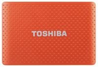PA4284E-1HJ0 Toshiba Store E Partner 2.5: 1TB External Hard Drive, USB 3.0, Orange