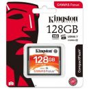 Kingston Canvas Focus 128GB Compact Flash