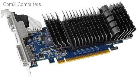 Asus GeForce GT520 ENGT520 SL/DI/2GD3(LP) Drivers for Windows