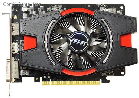 Asus ATI Radeon HD 7750 HD7750-1GD5-V2 Driver