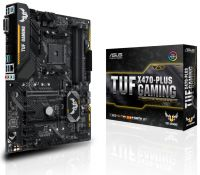 MB-AX470TPL Asus TUF X470-Plus Gaming AMD X470 Chipset AMD Ryzen AM4 Socket Motherboard