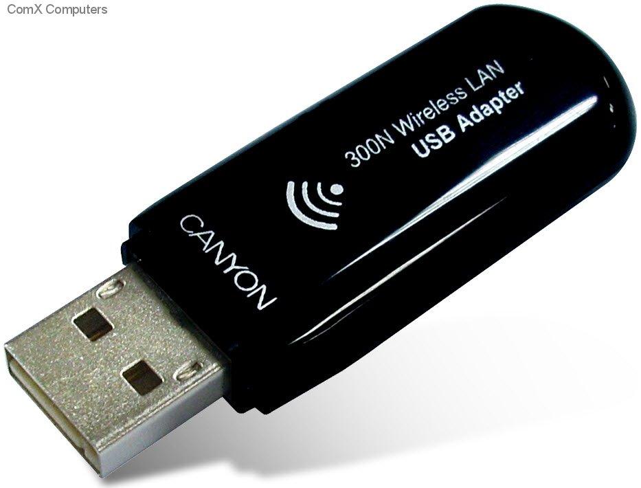 CANYON WIRELESS LAN USB ADAPTER DRIVER DOWNLOAD FREE