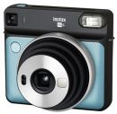 7410103972 Fujifilm instax SQUARE SQ6 Aqua Blue Instant Film Camera