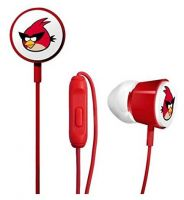 HAB012G Gear4 Deluxe Red space bird in-the-ear headset