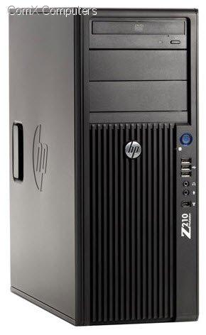 Specification sheet (buy online): 13035903 HP Z210