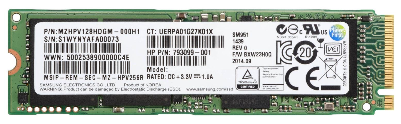 Specification sheet (buy online): 1PD60AA HP Z Turbo Drive