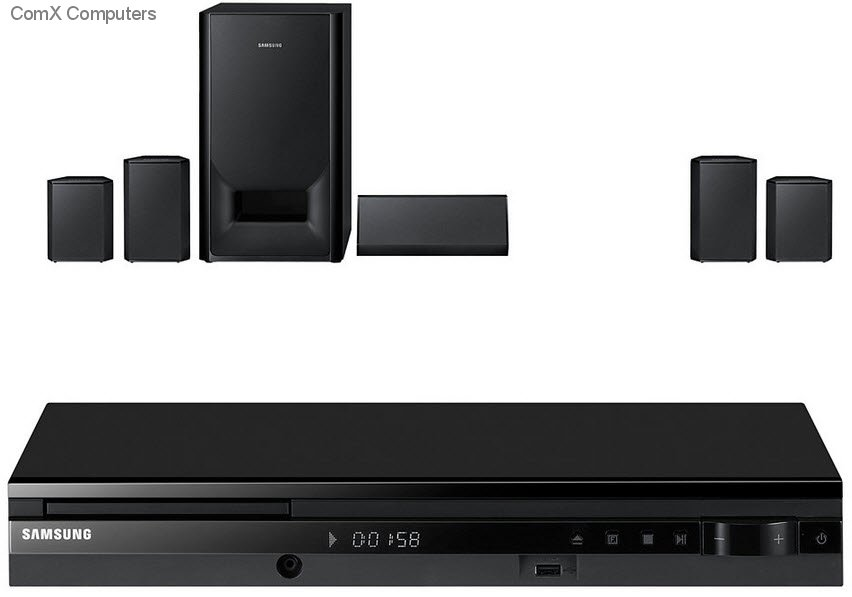 how to connect samsung tv to home theater