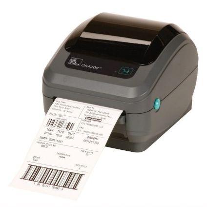 Zebra Zdesigner Gk420d Printer In Error State